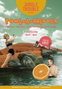 Pool-a-Palooza @ Folk Ubud | Bali | Indonesia
