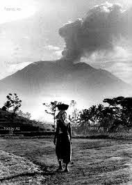 mount agung eruption bali