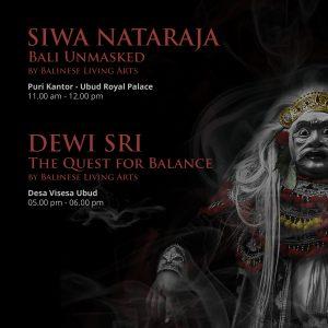Balinese Living Arts: Siwa Nataraja- Bali Unmasked @ Puri Kantor Ubud  | Bali | Indonesia