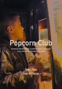 Popcorn Club Movie Night @ Folk Pool & Gardens | Bali | Indonesia